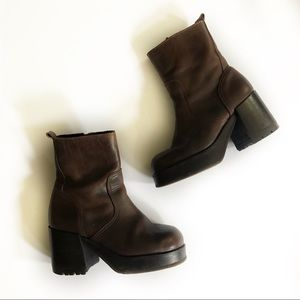 Steve Madden Lucy Boots